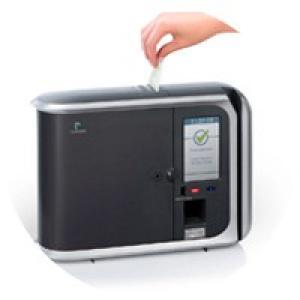 Relogio de ponto biometrico com impressao