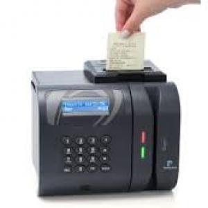 Relogio de ponto biometrico com impressora