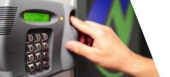 Relogio biométrico