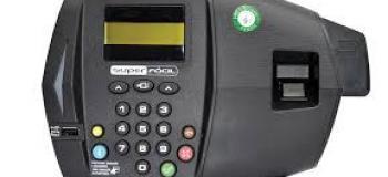 Relogio biometrico digital