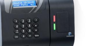 Relogio de ponto biometrico barato