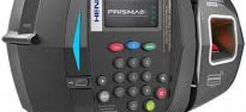 Relogio de ponto biometrico com comprovante